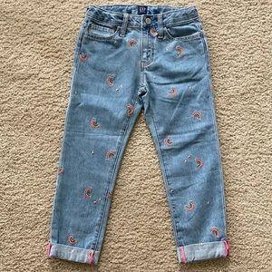 Girls GAP Girlfriend Jeans